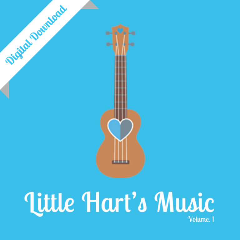 Little Hart's Music - Volume 1 Digital Download